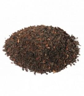 Mélange de différents thés biologiques Assam et Ceylon. Liqueur dorée caractérisée par une saveur très aromatique.