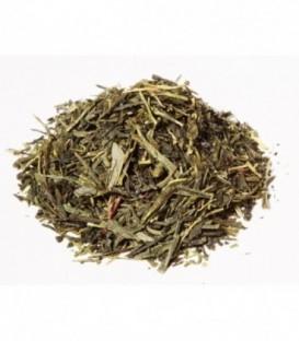 Très bonne qualité de thé vert. Feuille forte, tasse claire et une légère touche d'amertume. Issu de l'agriculture biologi