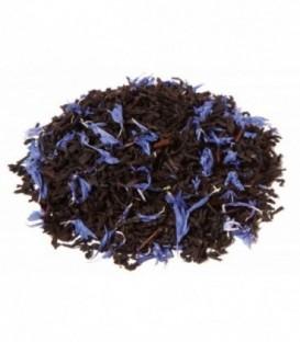 Saveur bergamote Ingrédients: Thé noir Assam*, Inde du Sud*, arôme naturel, fleurs de bleuet* *Issu de l'agr