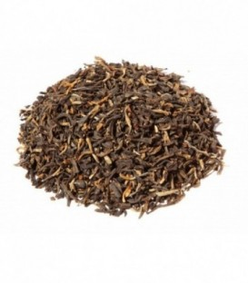 Thé à la saveur aromatique et expressive avec une feuille régulière et bien travaillée. Issu de l'agriculture biologique.