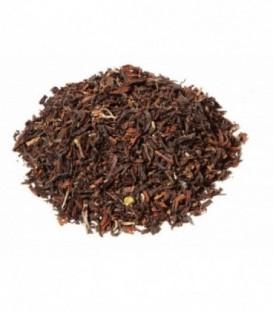 Darjeeling très aromatique présentant une tasse entière et des feuilles soigneusement travaillées. Issu de l'agriculture b