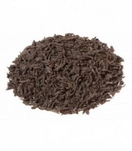 Fumé avec des bois spéciaux, ce thé noir a un goût fumé très prononcé! Issu de l'agriculture biologique.